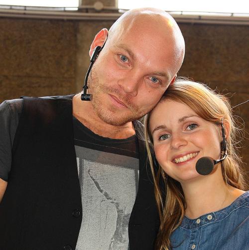 Olivier Massart & Henriette Koefoed